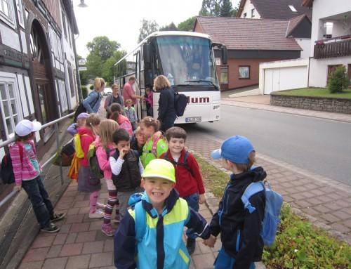 Besuch der Freilichtbühne in Bökendorf