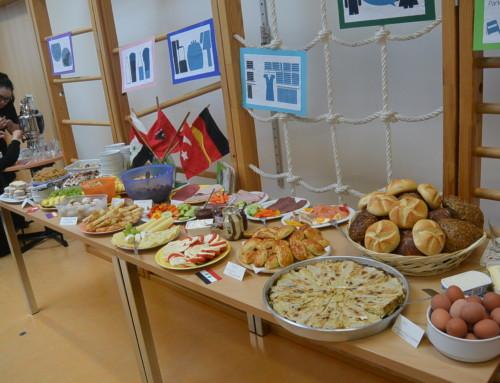 internationales Frauenfrühstück am Weltfrauentag