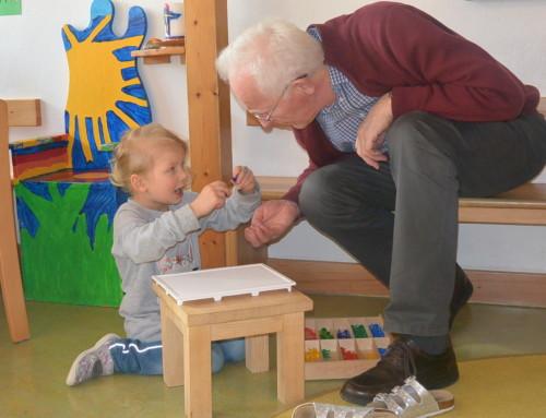 Großelternnachmittage