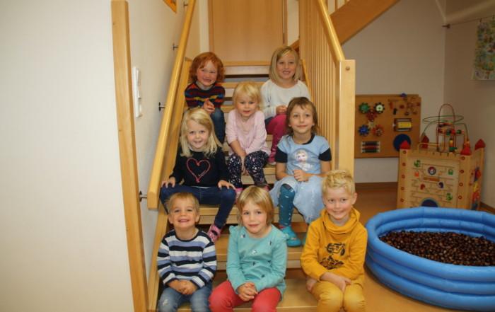 Kinderparlamentsgruppenfoto
