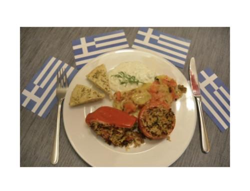 Griechisches Kochen