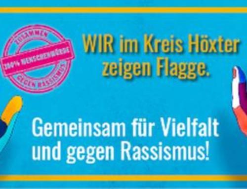 Gemeinsam für Vielfalt und gegen Rassismus im Kreis HX