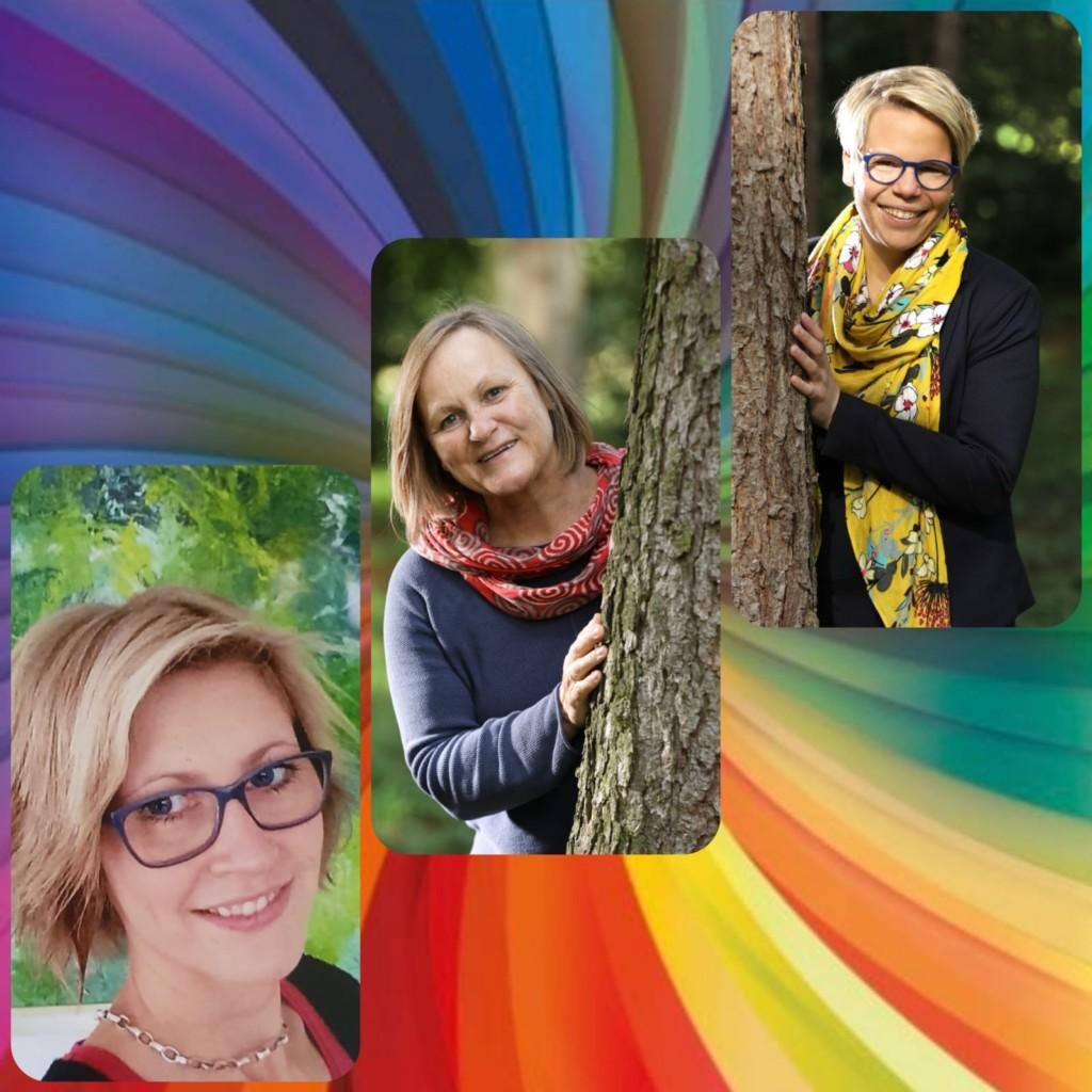 Gruppenfoto Regenbogengruppe