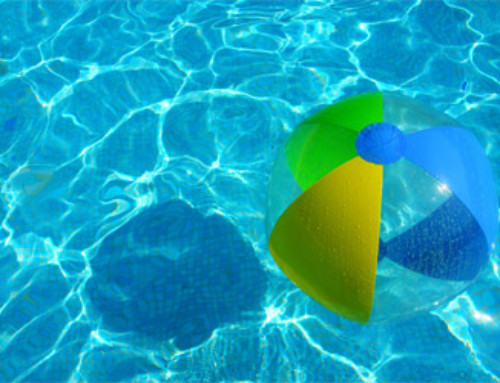 Sommer Sonne Wasserspiele
